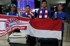 Empat Anak Indonesia ke Markas Bayern Muenchen