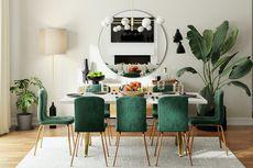 4 Hal yang Perlu Diperhatikan Sebelum Mendekorasi Ruang Makan