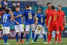 Hasil Grup A Euro 2020 - Italia Sapu Bersih Laga, Swiss Bungkam Turki