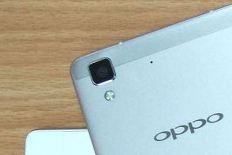 Teknologi cepat kamera OPPO R7s mampu memotret hanya dengan 0,1 detik