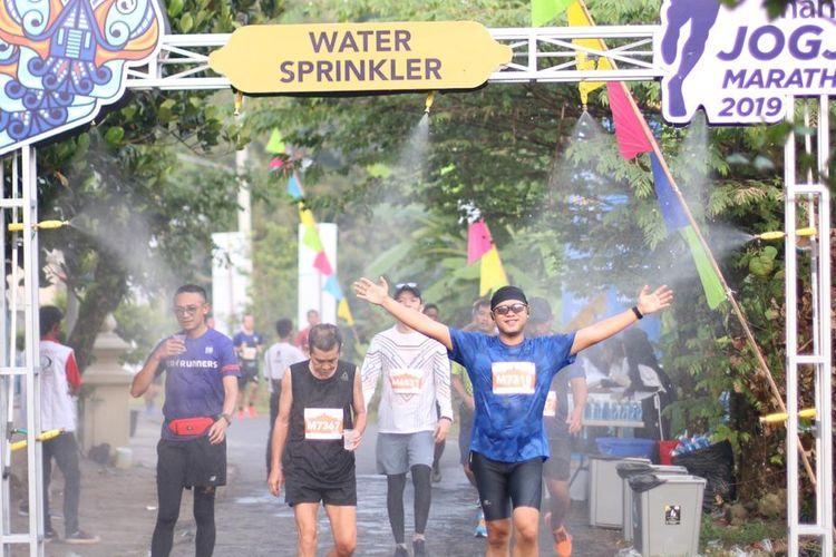 Mandiri Jogja Marathon 2019 berlangsung pada Minggu, 28 April 2019.