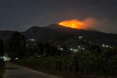 Kebakaran Hutan Gunung Merbabu Masih Terjadi di Wilayah Boyolali