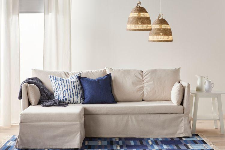 Ilustrasi sofa.