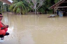 Maulid Nabi Muhammad di Aceh Utara Digelar di Tengah Banjir