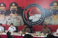 Peredaran 1,73 Ton Ganja Terbongkar, Polisi Sebut Jakarta Pasar yang Menjanjikan