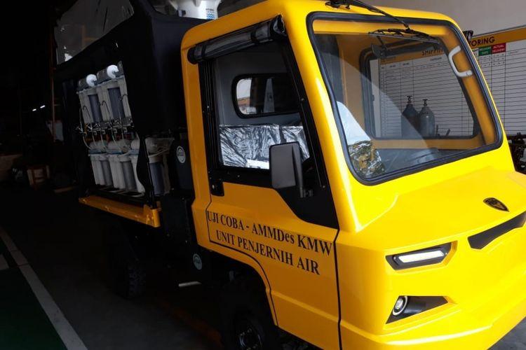 AMMDes siap terbang ke Palu dan Lombok
