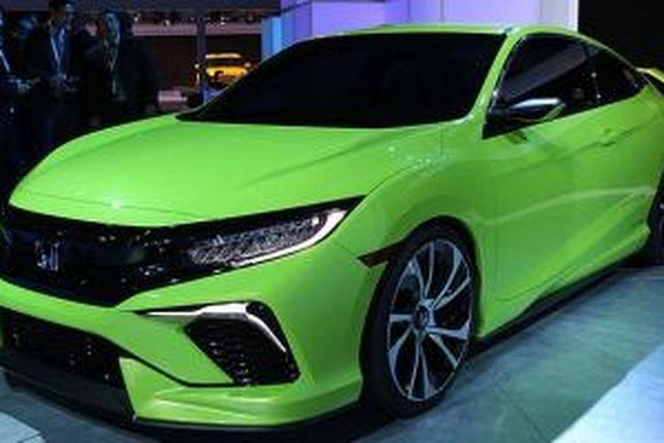 Honda Civic Concept di New York Motor Show