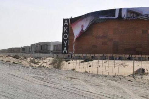 Foto Donald Trump Diturunkan dari Papan Reklame di Dubai