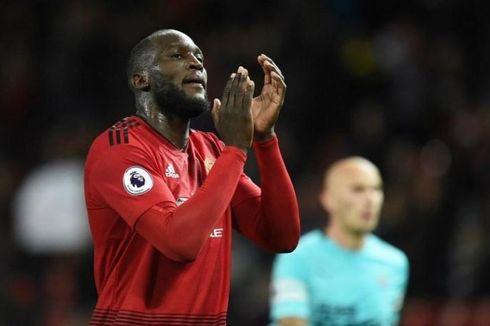 Turunkan Harga Jual, Man United Persilakan Lukaku Pergi
