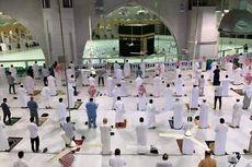 Shalat Berjamaah Kembali Digelar di Masjidil Haram Setelah 7 Bulan
