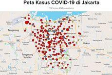 UPDATE Covid-19 di Jakarta: 741 Positif, 49 Sembuh, 84 Meninggal