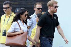 Pangeran Harry dan Meghan Markle Tampil Perdana Sebagai Kekasih