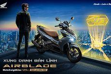 Honda All New Airblade 150 Meluncur, Cocok Lawan Aerox