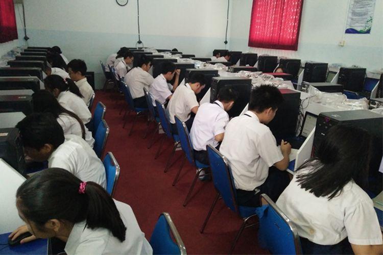 Kisi Kisi Un 2020 Smp Mts Bahasa Indonesia Inggris Dan Matematika Halaman All Kompas Com