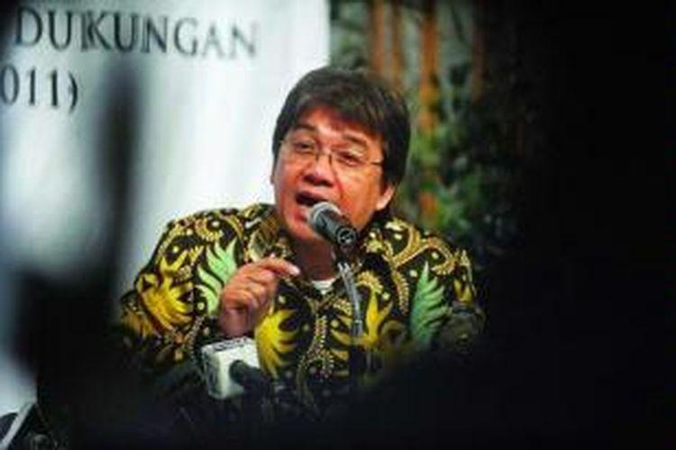 Pendiri Lingkaran Survei Indonesia, Denny JA.