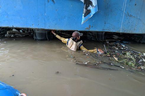 Ketika Petugas Tak Takut Lagi Melihat Mayat yang Hanyut di Sungai Cisadane