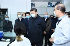 Presiden Xi Jinping Kunjungi Pusat Virus Corona, Media China: Kemenangan di Depan Mata