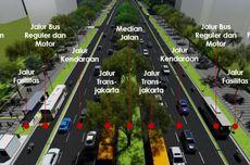 Desain Trotoar Jalan Sudirman-Thamrin Dianggap Tak Efektif