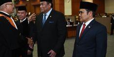 Wakil Ketua DPR Minta Rekan-rekannya Bekerja Keras dan Berintegritas
