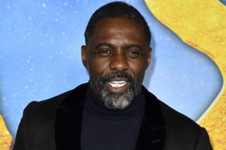 Aktor asal Inggris Idris Elba menghadiri pemutaran perdana film Cats di Alice Tully Hall di New York City, pada 16 Desember 2029.
