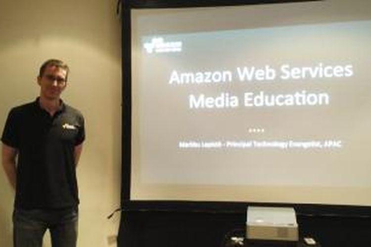 Markku Lepisto, Principal Technology Evangelist AWS Asia Pacific
