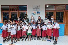 Tingkatkan Kualitas Pendidikan di Daerah 3T, BRI Berikan Bantuan untuk SD di Jayapura