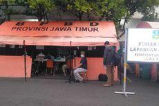 Sembuh, 8 Pasien Covid-19 Varian India di RS Lapangan Surabaya Telah Dipulangkan