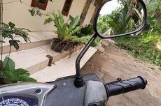 Sepeda Motor Pakai Spion Kecil, Sekadar Pajangan