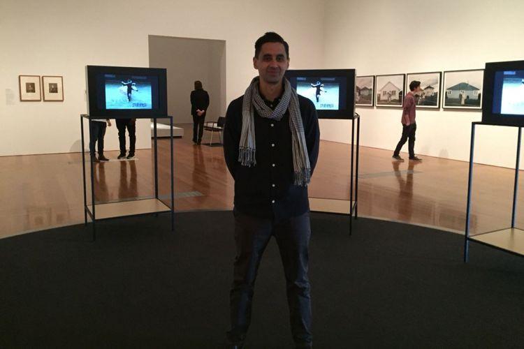 Tarun Nagesh, Associate Curator, Asian Art di GOMA
