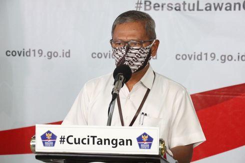 Kemenkes Proses Pengajuan PSBB untuk 3 Wilayah di Banten
