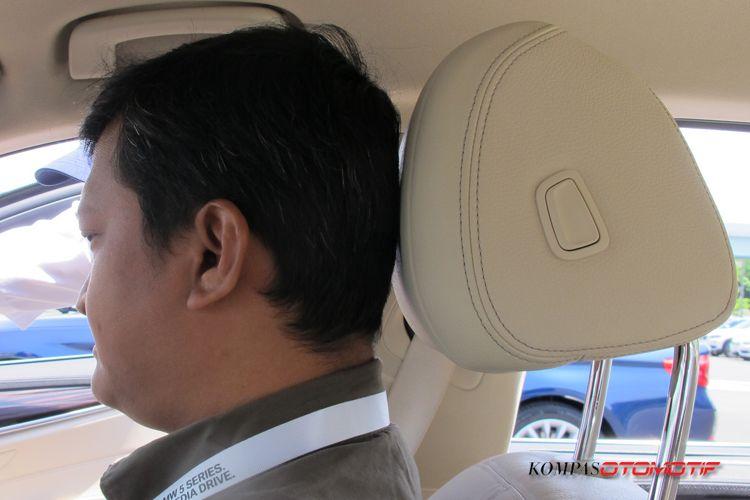 Pentingnya Headrest