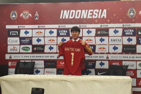 Shin Tae-yong Ingin Tularkan Semangat Korea kepada Timnas Indonesia