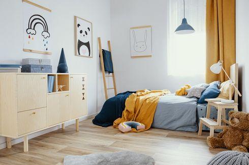 Mau Bikin Kamar Pribadi untuk Anak, Ini  Tips yang Perlu Orangtua Tahu Sebelum Melakukan Dekorasi