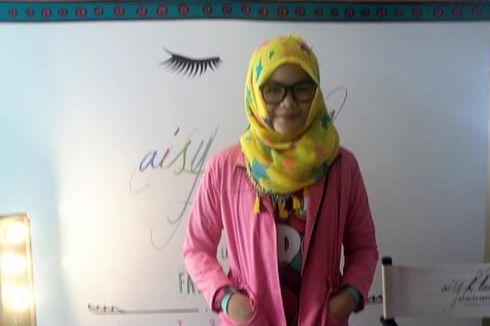 Perkenalkan Aisyah Laila, Penata Rias Berusia 13 Tahun
