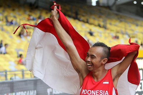 Geser Malaysia, Indonesia Pimpin Klasemen ASEAN Para Games 2017