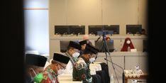Gelar Doa Bersama, Mentan SYL Minta Rakyat Tak Khawatirkan Stok Pangan
