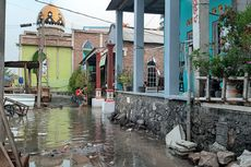 Cerita Warga Tambaklorok Semarang, 10 Tahun Bergelut dengan Banjir Rob