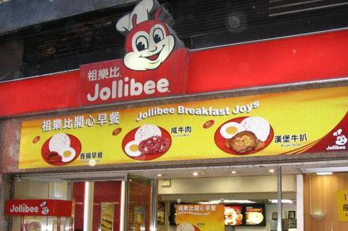 Masuk ke Indonesia, Jollibee Siap Tantang KFC dan CFC