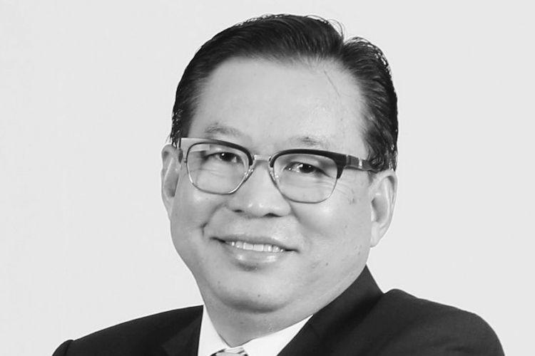 Managing Director Sinar Mas Gandi Sulistiyanto