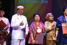 Bupati Purwakarta Raih Anugerah Pelestari Budaya Sunda