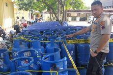 Polisi Tangkap Pengoplos Gas Melon Bersubsidi ke Elpiji 12 Kg