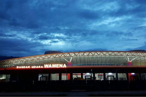 Operasional Bandara Wamena Dihentikan Sampai Batas Waktu yang Belum Ditentukan