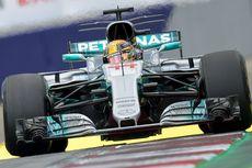 Hamilton Jadi yang Tercepat Lagi pada Latihan Kedua GP Austria