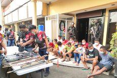 49 Orang Diamankan Saat Penggerebekan di Kampung Ambon Sabtu, 7 Orang Jadi Tersangka