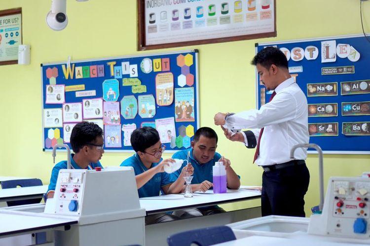 Ilustrasi. Cahaya Rancamaya Islamic Boarding School (CRIBS)