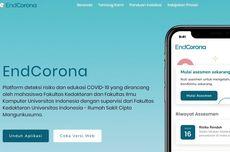 Mahasiswa UI Ciptakan Aplikasi untuk Deteksi Risiko Corona