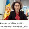 Indonesia dan Andorra Peringati 25 Tahun Hubungan Bilateral