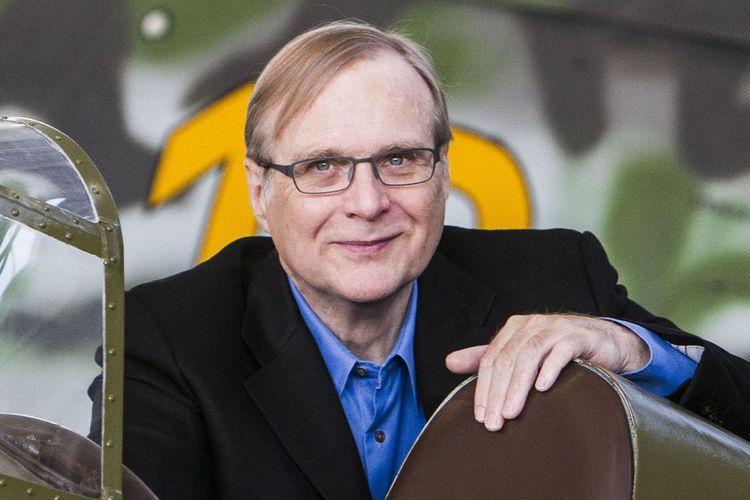 Salah satu pendiri Microsoft, Paul Gardner Allen