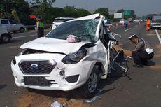 Kronologi Kecelakaan di Tol Jagorawi yang Tewaskan Bocah 6 Tahun