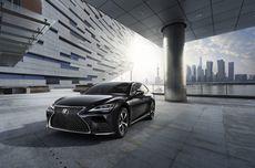 Lexus Hadirkan Inovasi Evolusi The New Lexus LS